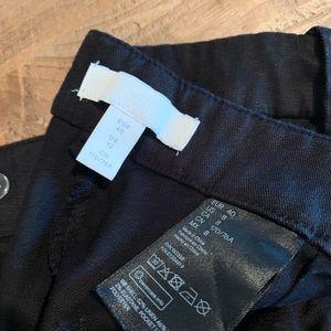 H&M Pants - H&M Linen Cropped Pants